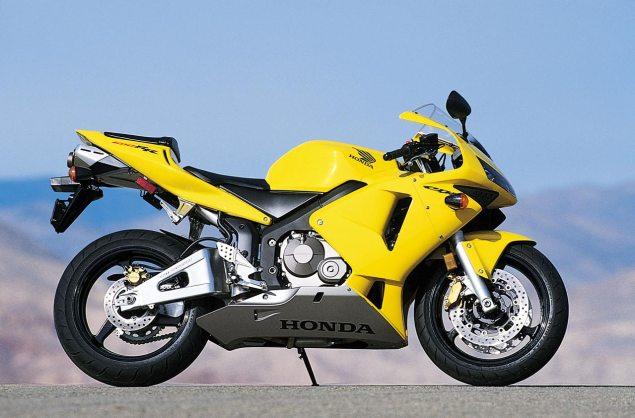 2003-Honda-CBR600RR-yellow