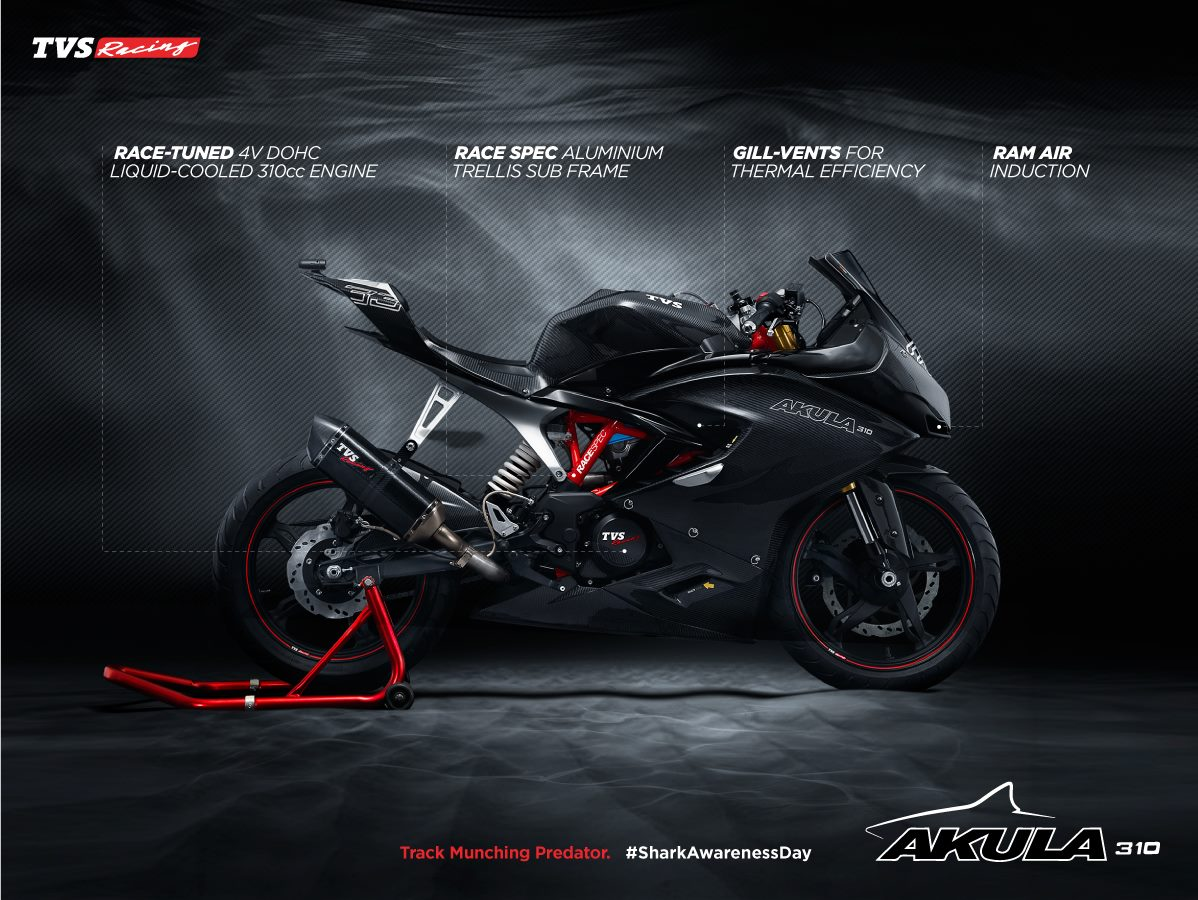 TVS Akula 310 Launch by End of Year, But Is It Too Late?