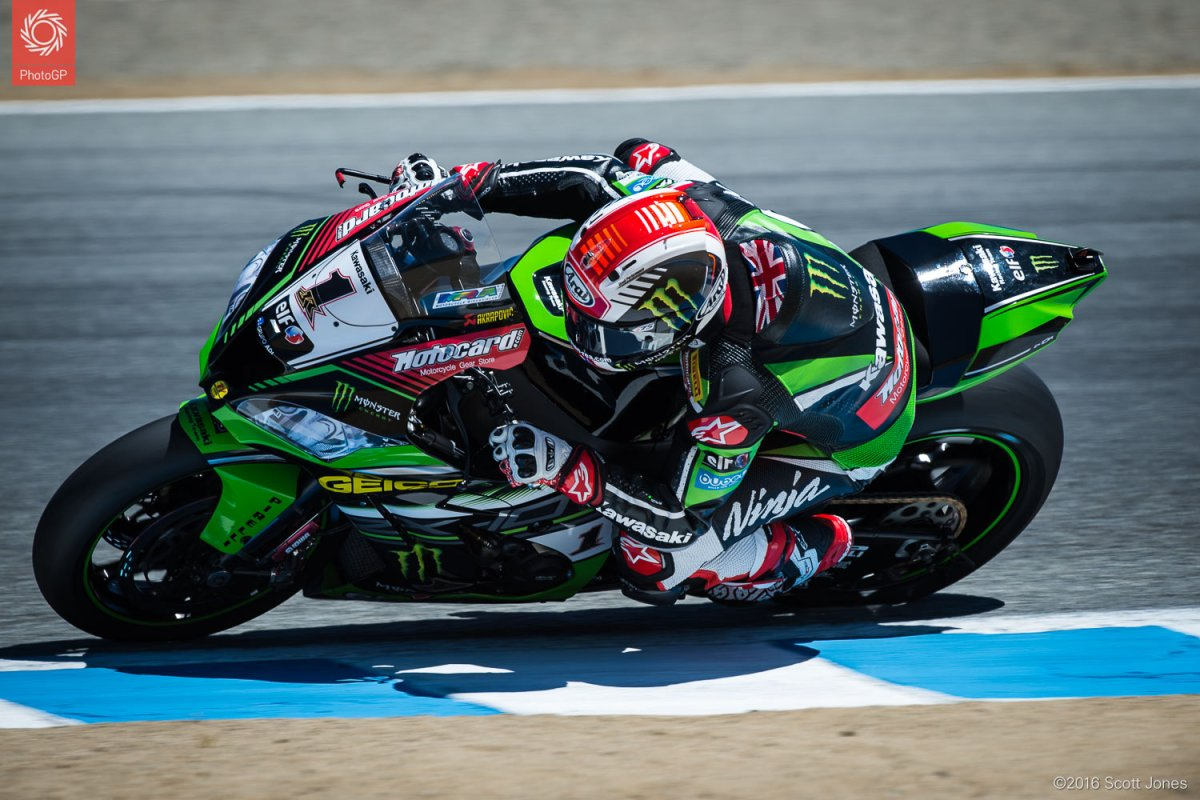 Q&A: Jonathan Rea - The WSBK Season, So Far