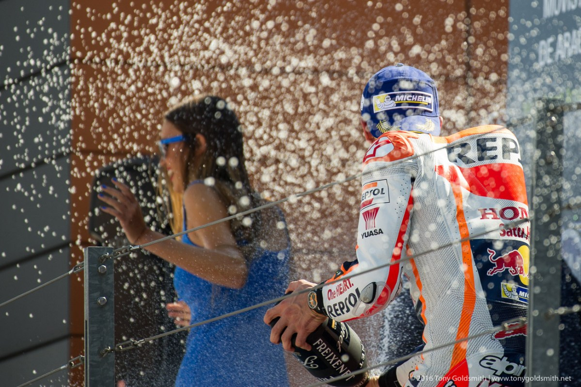 Sunday MotoGP Summary at Aragon: How Championships Are Won & Lost