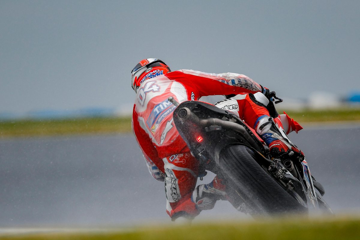 MotoGP FP2 Canceled Due to Heavy Rain