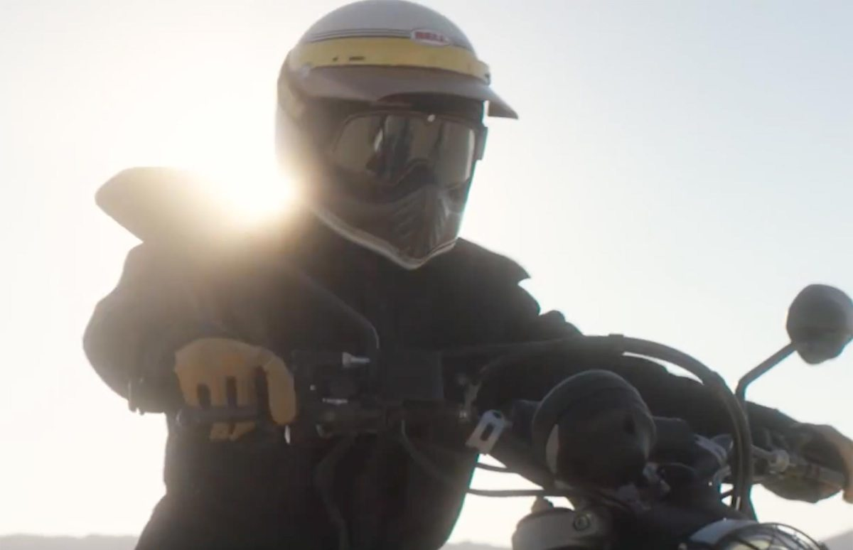 Ducati Scrambler Desert Sled Teased for EICMA Debut