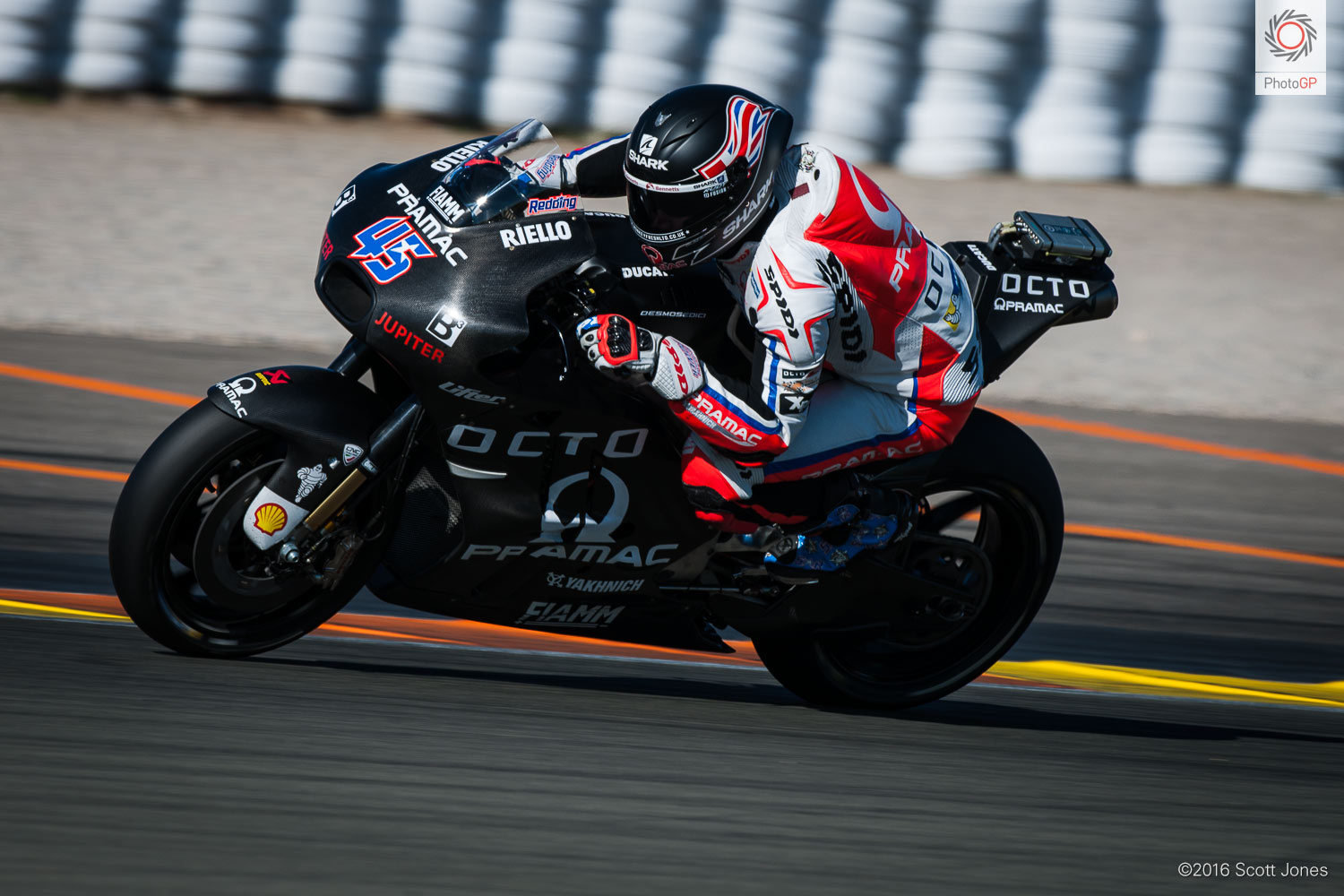 [GP] Tests Valence 2016-Valencia-Test-Scott-Redding-track