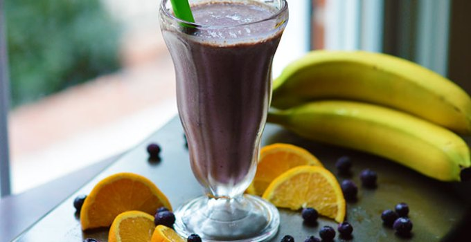 Hello, Sunshine! Smoothie
