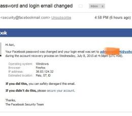 Pengalaman Ketika Akun Facebook Saya Dihack Oleh Orang Lain