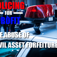Sen. Loveless Cancels Forfeiture Interim Study - Announces Tuesday Symposium Event At Capitol