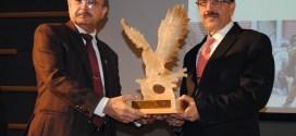 President AJK Sardar Masood Khan interacts with Air University students