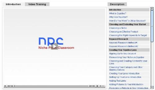NPC Media Center Video List