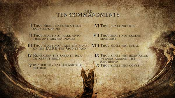 The Twelve Commandments