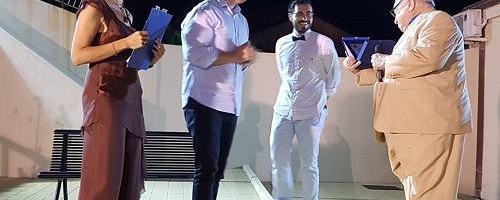 Chiaravalle, premi ai vincitori del concorso teatrale. Passafaro miglior attore.