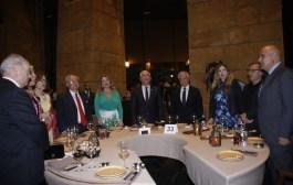 عشاء الجامعة اللبنانية الأميركية السنوي