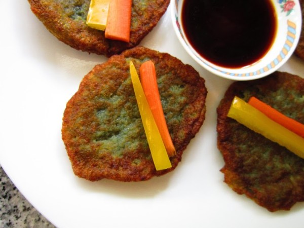 Korean Potato Pancakes (Gamjajeon)