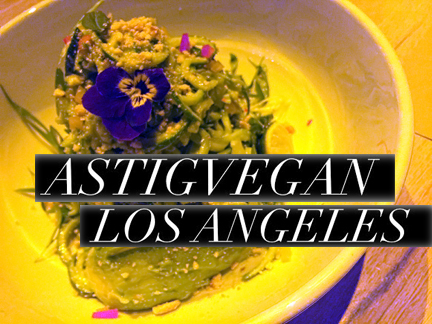 Where to Eat Vegan: Los Angeles
