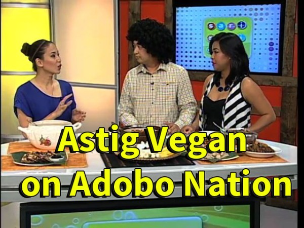 Full Video of my Adobo Nation TV appearance