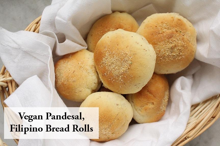 Vegan Pandesal