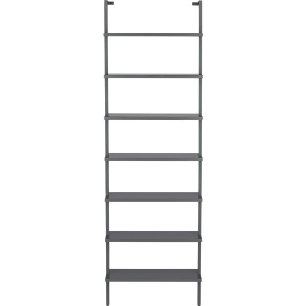 stairway-grey-wall-mounted-bookcase