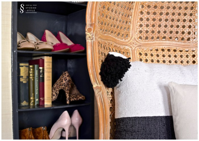 arched nook shoes