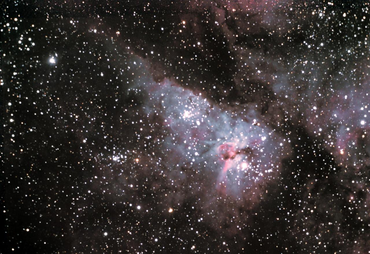 NGC3372 du 03/02/2016