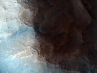 Het gebied Cydonia op Mars