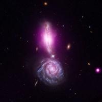 VV 340, een kosmisch uitroepteken