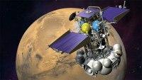 Phobos-Grunt zal rond 16 januari terug vallen in de dampkring