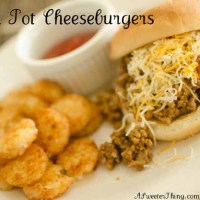 Crock Pot Cheeseburgers