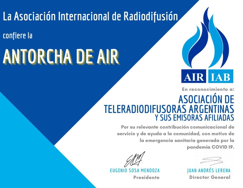 Antorcha AIR