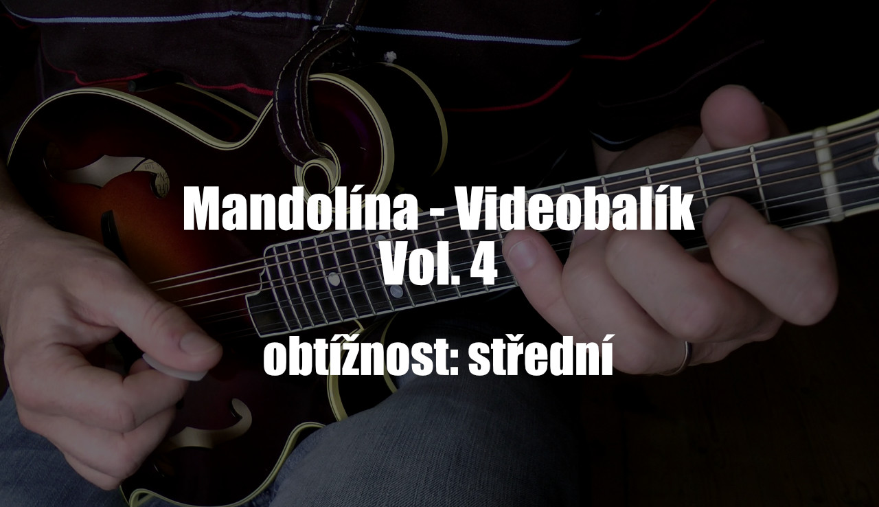 Mandolin – Videopack, Vol. 4