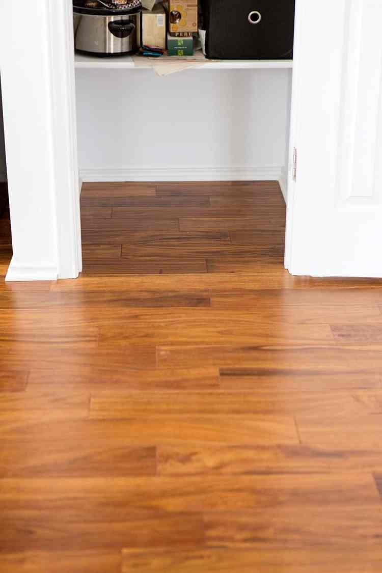 How to Install Engineered Hardwood Floors - A Taste of Koko