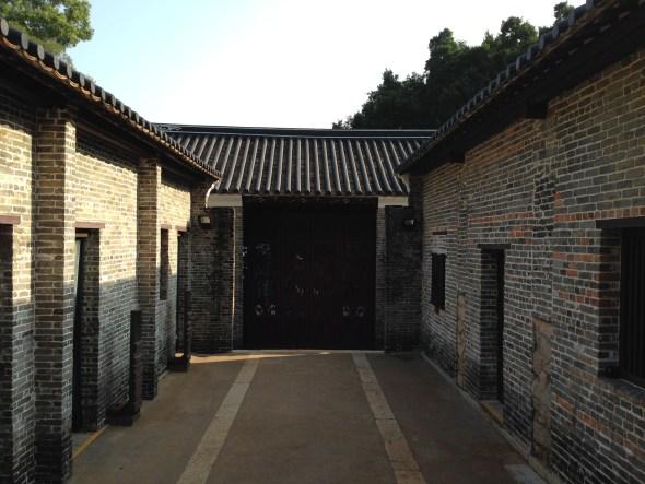 九龍寨城衙門