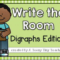 Digraphs and a Freebie!