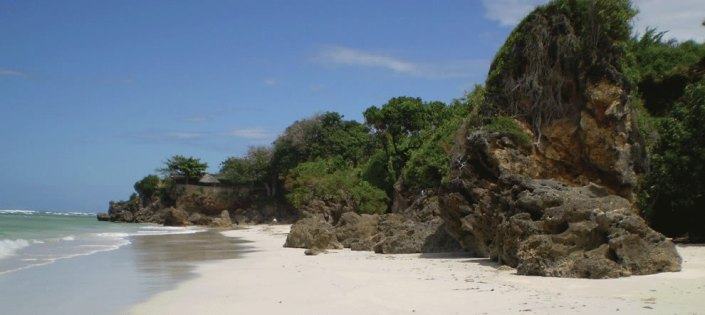 Kenya Special - Beach at Msambweni