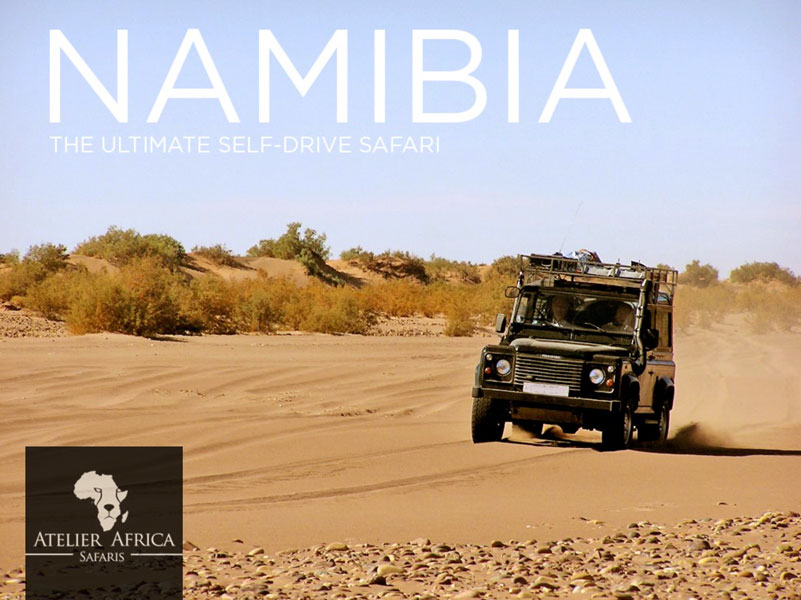 Namibia - The ultimate Self-drive destination