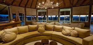 Little Kulala Lodge Lounge