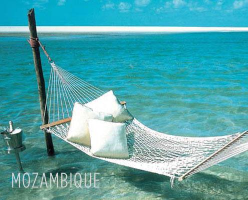 Luxury Safari Mozambique - Islands