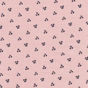 tissu-france-duval-stalla-batiste-rose-cerises-grises