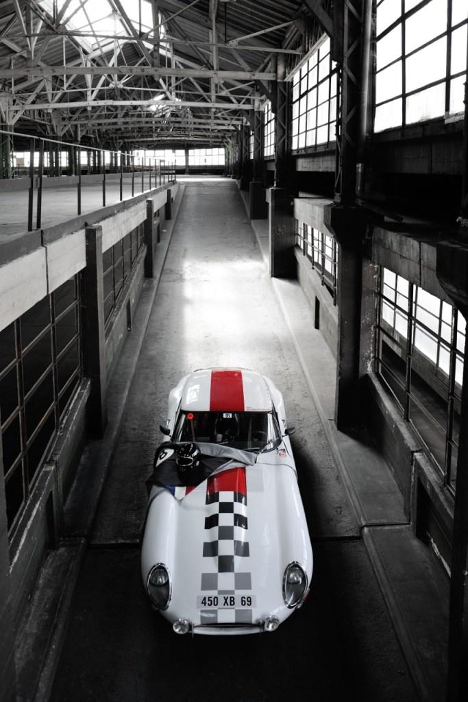 Jaguar Type E Série 1 - Atelier Automobile Civrieux
