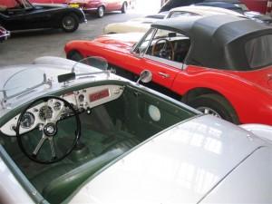 Restauration de voitures anciennes à Lyon
