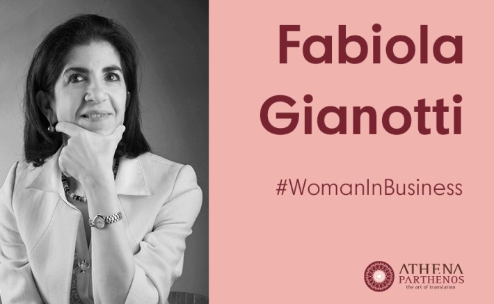 #WomanInBusiness: Fabiola Gianotti
