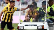 Οι φόβοι για τον τραυματισμό του Μπακάκη επιβεβαιώθηκαν