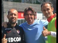 Στο Μονακό με Ζαρντίμ και Ρικάρντο Καρβάλιο ο Σα Πίντο