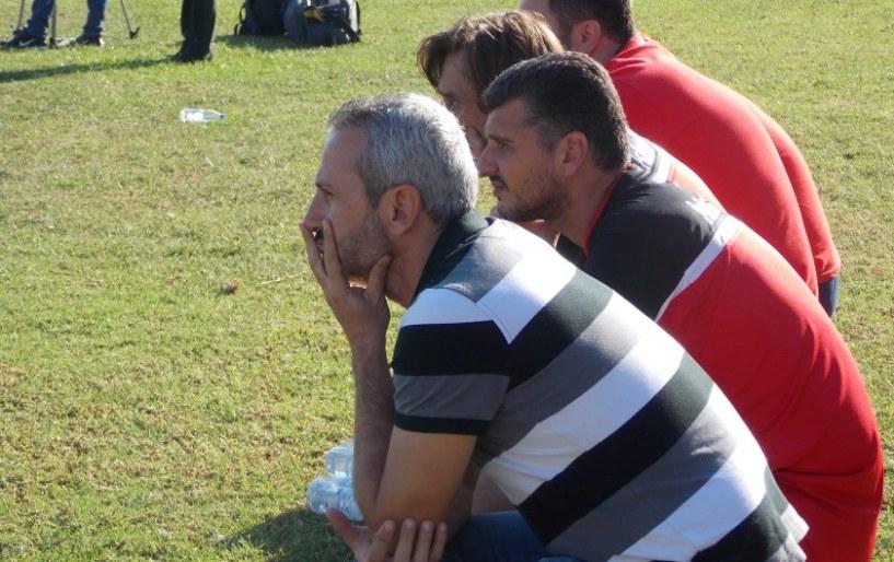 Μπαξεβάνος: «Περιμένουμε πότε θα αρχίσει το πρωτάθλημα»