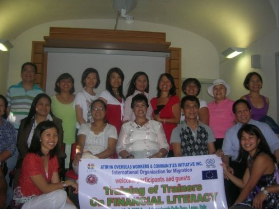 Financial Literacy Training