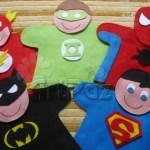 fantoche super herois