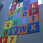tapete alfabeto