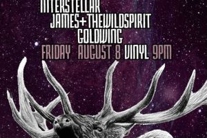 Atlanta's Own Interstellar Plays Vinyl This Friday 8/8