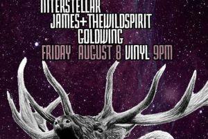 Atlanta's Own Interstellar Plays Vinyl This Friday 8/8