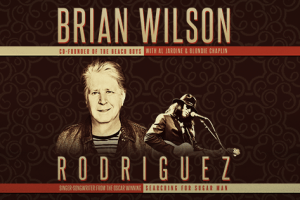 Giveaway: Win Tickets to Brian Wilson w/ Rodriguez @ The Fox Theatre 6/26!