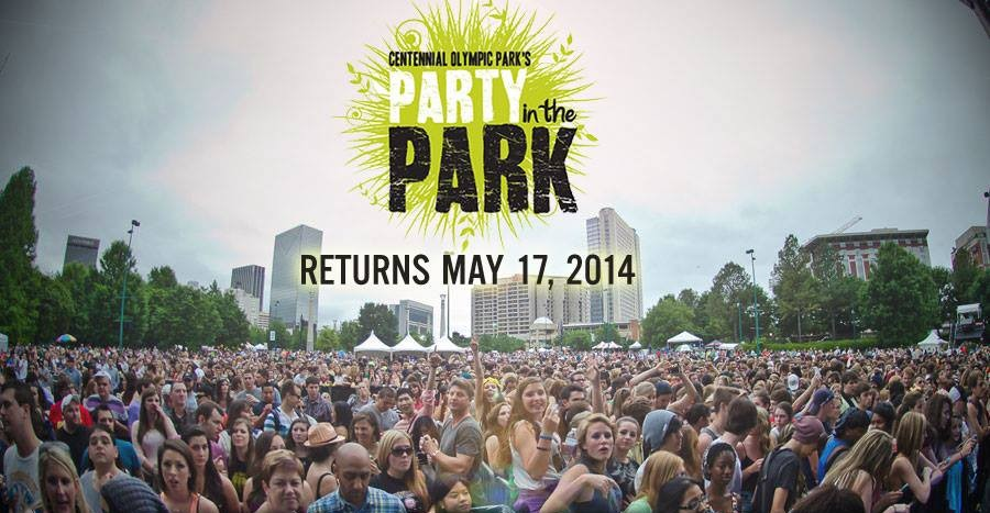Party in the Park 2014