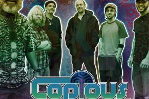 5GB With Copious Jones; Playing Smith's Olde Bar, Jan. 4th